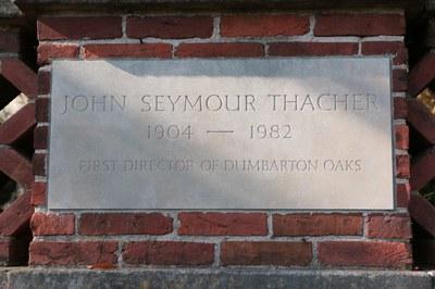 Urn Terrace, Inscription