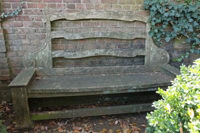 Urn Terrace, Bench