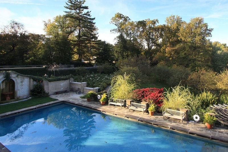 Swimming Pool and Loggia